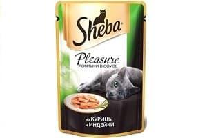 Корм для кошек Sheba: обзор, отзывы и цены