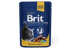 Корм для кошек Brit: обзор, отзывы и цены