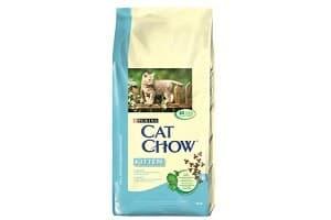 Корм для кошек Cat Chow: обзор, отзывы и цены