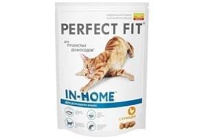 Корм для кошек Perfect Fit: обзор, отзывы и цены