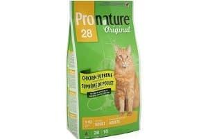 Корм для кошек ProNature: обзор, отзывы и цены