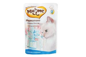 Корм для кошек Мнямс: обзор, отзывы и цены