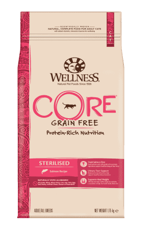 Обзор корма Wellness CORE для кошек