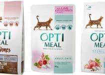 Отзывы о корме для кошек Optimeal