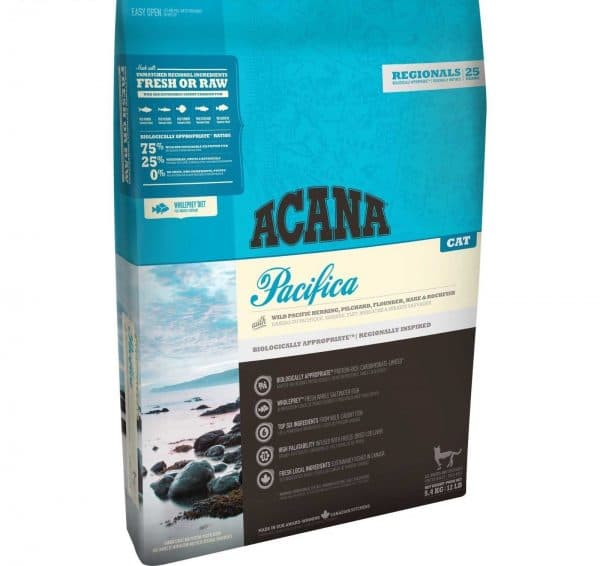 Acana Regionals Pacifica for Cat