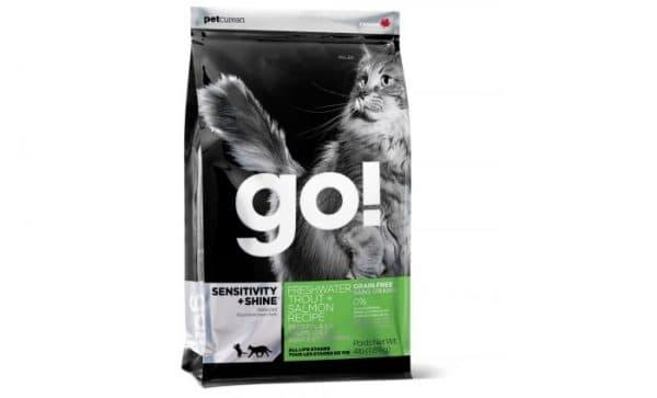 Go sensitivity + shine для кошек
