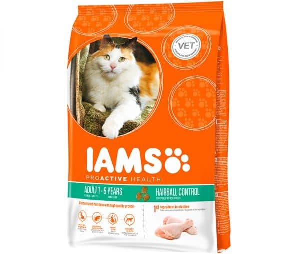 Iams Pro Active Health Adult Hairball