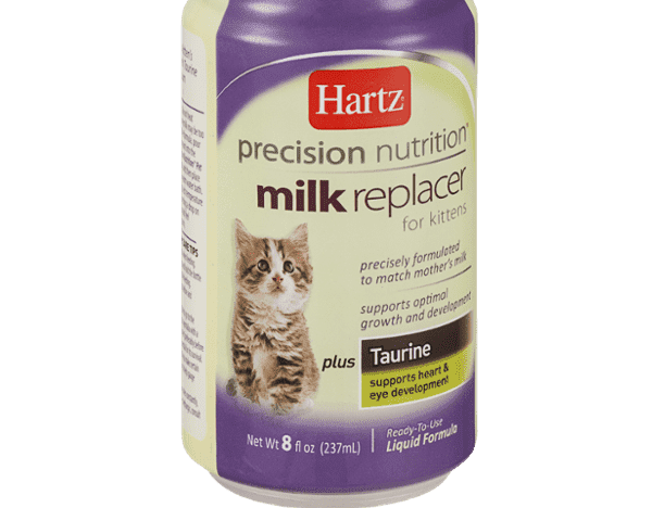 Milk Replacer for Kittens (Hartz Precision Nutrition)