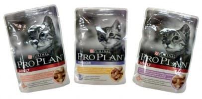 Корм для кошек Pro Plan®