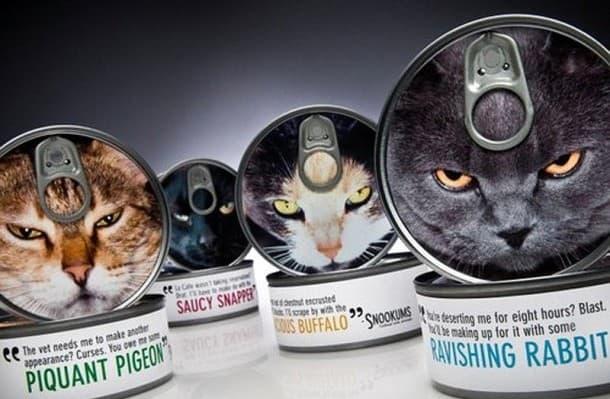 Консервы Ночной охотник для кошек