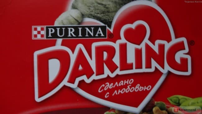 Darling для кошек