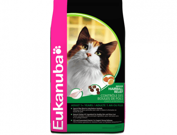 Eukanuba Adult Hairball Indoor