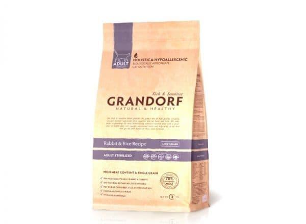 Grandorf Rabbit Rice Recipe