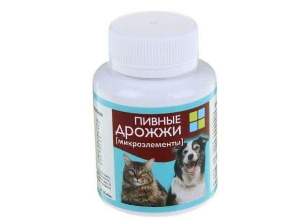 Пивные дрожжи кошкам